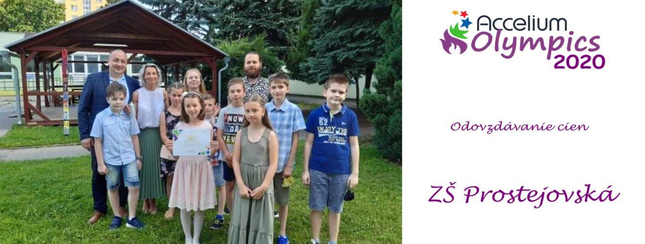 ZS Prostejovská s logom
